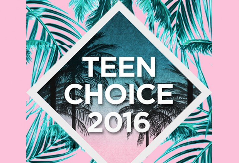 Teen Choice Awards logo via Fox Network