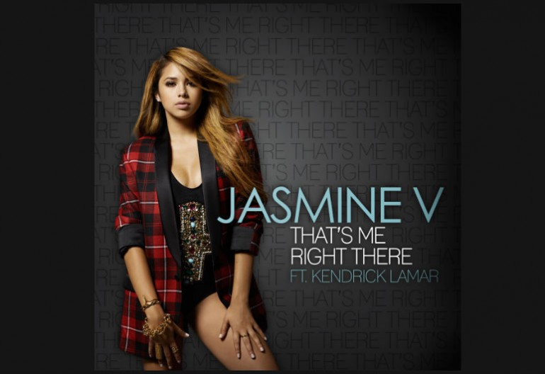 "Jasmine V ""That's Me Right There"" Interscope Records"