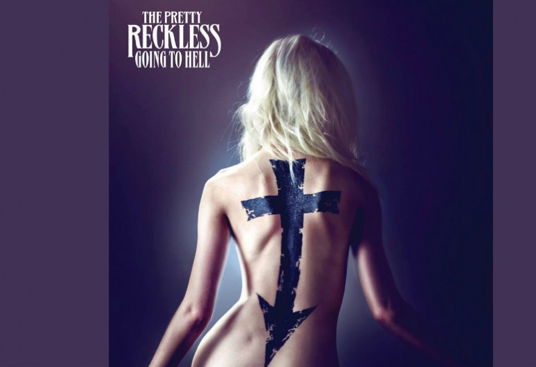 "The Pretty Reckless ""Going To Hell"" Razor & Tie"
