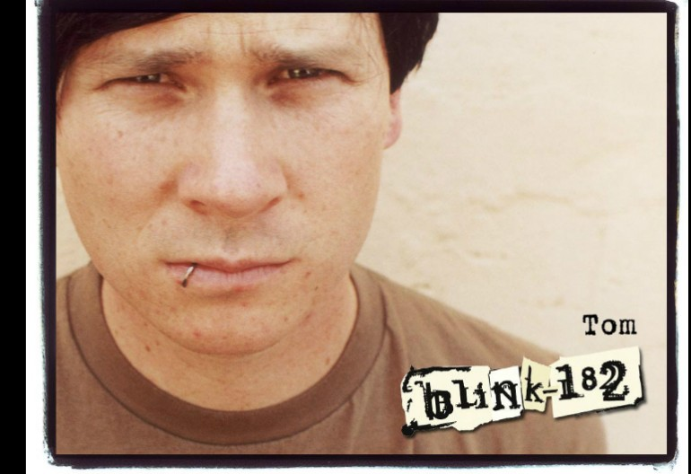Tom Delonge of Blink 182
