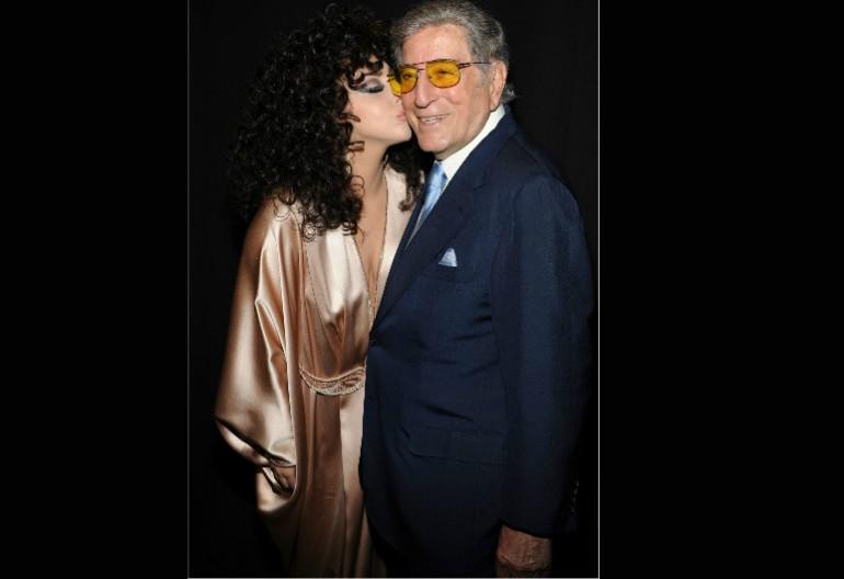 Lady Gaga With Tony Bennett