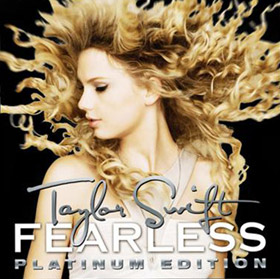 "Talyor Swifts ""Fearless"" cover"