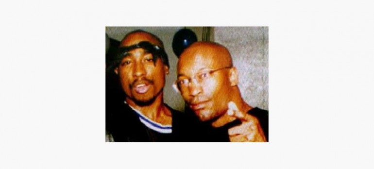 Tupac Shakur With John Singleton