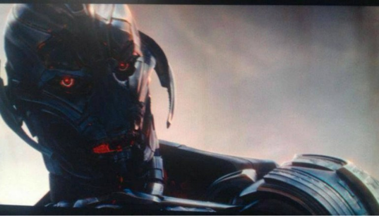 "Ultron From ""Avengers: Age Of Ultron"" Teaser Trailer Marvel Studios"