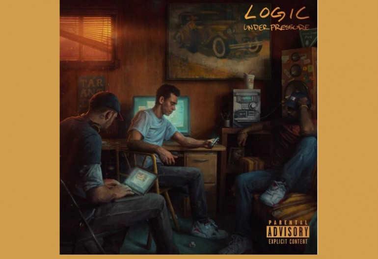 "Logic ""Under Pressure"" VMG/Def Jam Recordings"