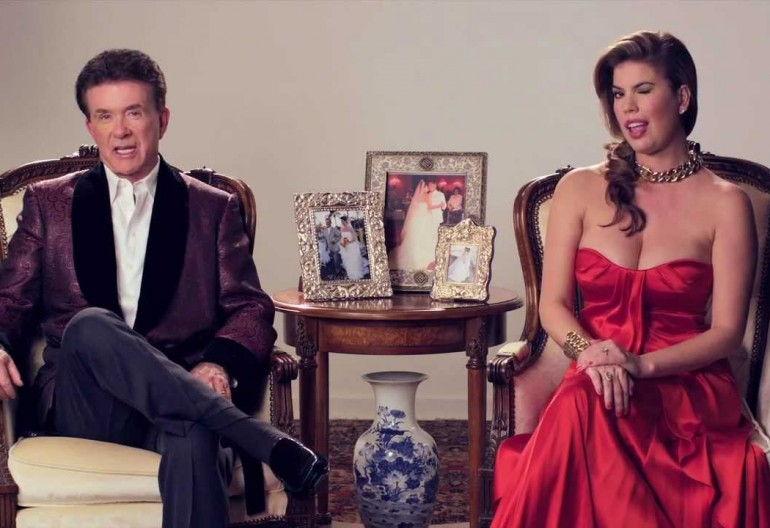 "Alan Thicke And Tanya Thicke In ""Unusually Thicke"" TVGN"
