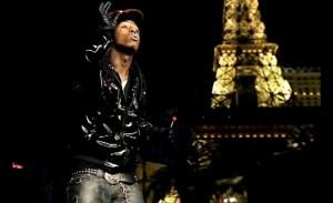 video still from Lil Wayne's Lolipop video