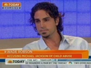 """Wade Robson On NBC's """"Today"""" Show"""