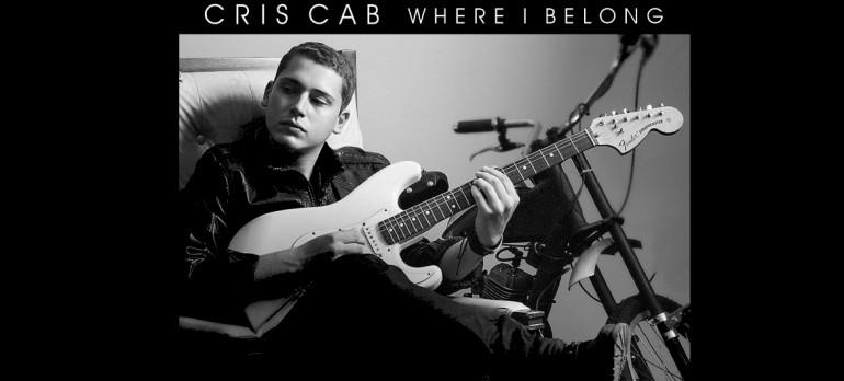 """Cris Cab """"Where I Belong"""" Island Records"""