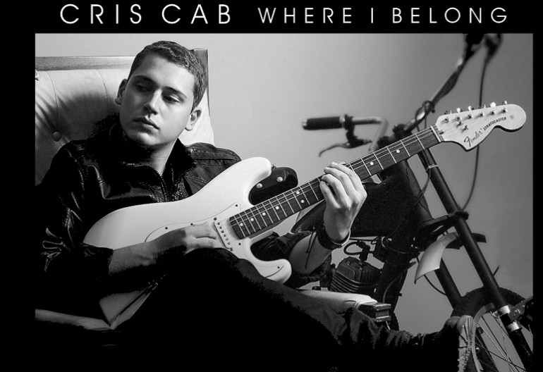 "Cris Cab ""Where I Belong"" Island Records"