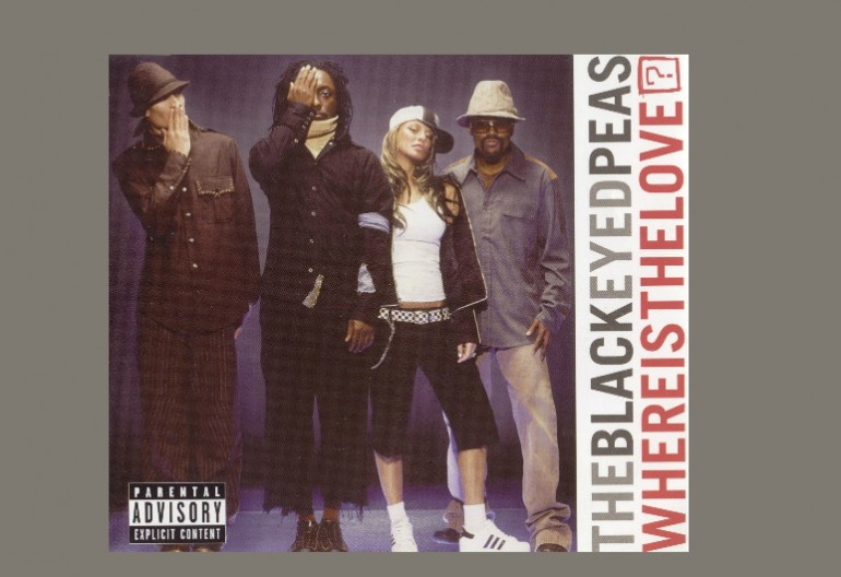 "Black Eyed Peas ""Where Is The Love?"" Will I Am/A&M/Interscope Records"