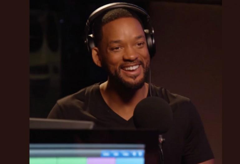 Will Smith at Beats 1