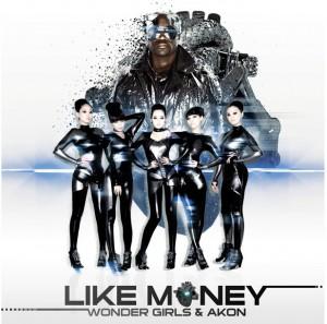 "Wonder Girls Featuring Akon ""Like Money"" JYP entertainment"