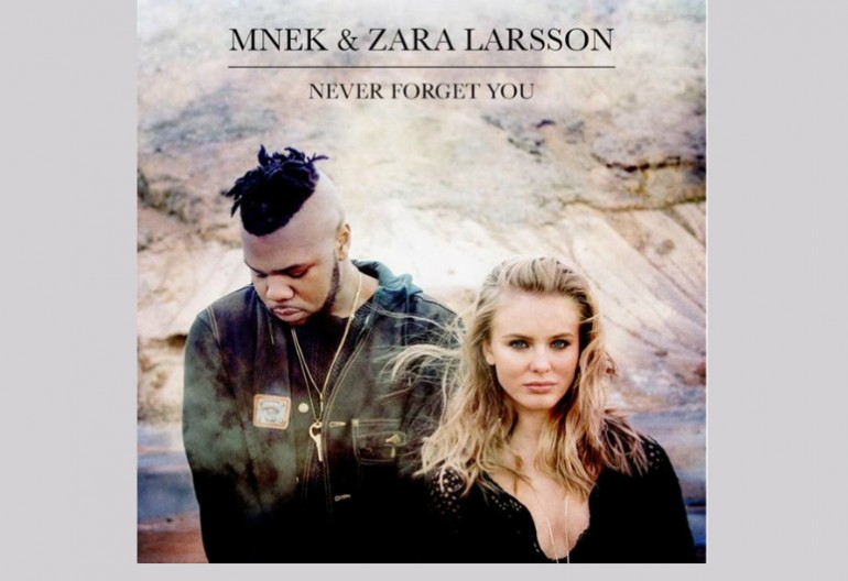 "Zara Larson ""Never Forget You"" Epic Records"