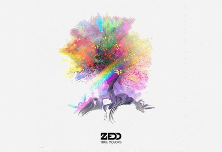 "Zedd ""True Colors Interscope Records"